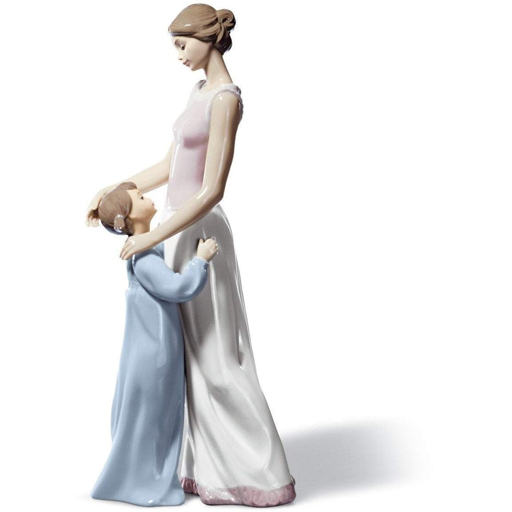 Lladro Someone To Look Up To Figurine 01006771
