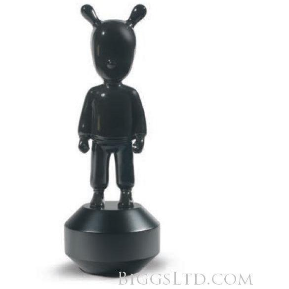 Lladro The Black Guest Little Figurine 01007733