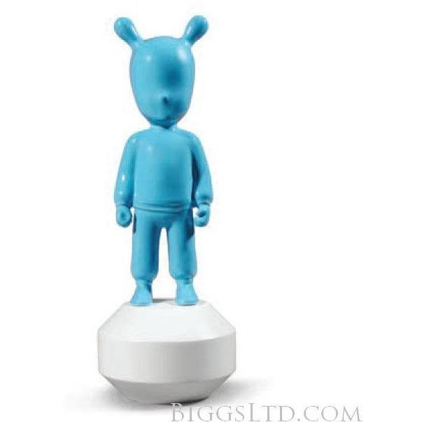 Lladro The Blue Guest Little Figurine 01007736