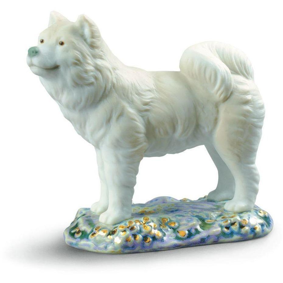 Lladro The Dog Mini Figurine 01009119