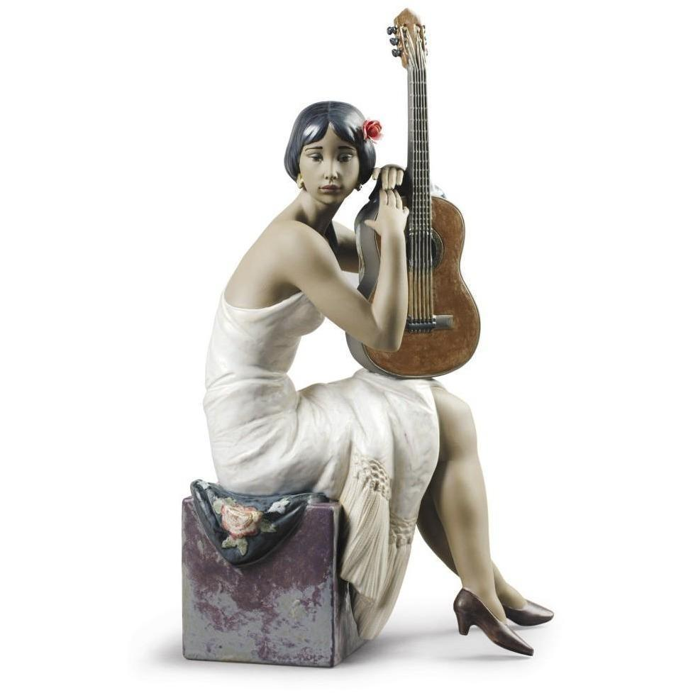 Lladro The Flamenco Singer Figurine 01009177
