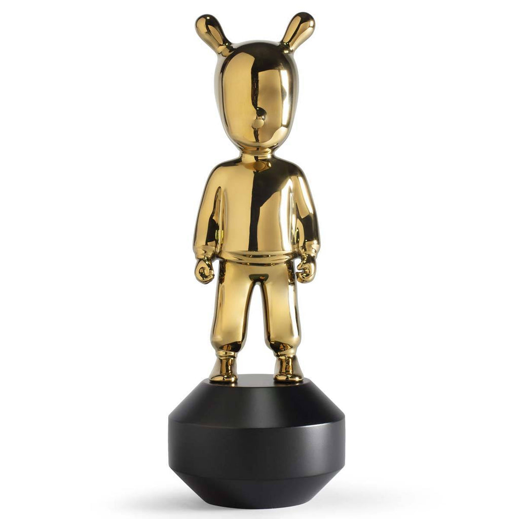 Lladro The Golden Guest Figurine Small 01007739