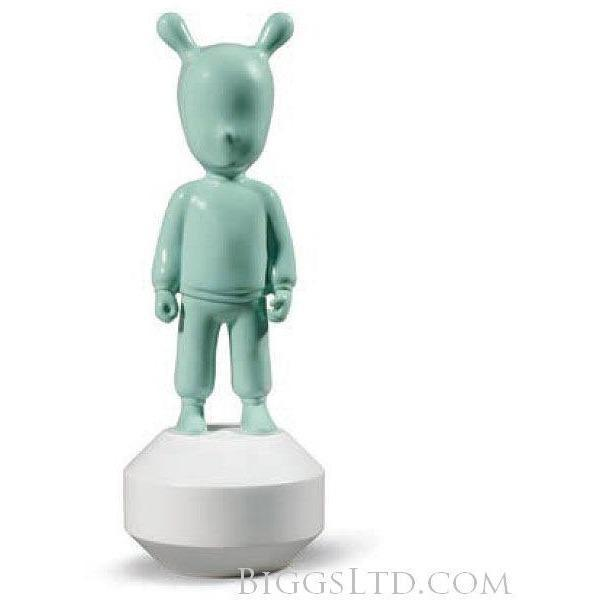Lladro The Green Guest Little Figurine 01007737