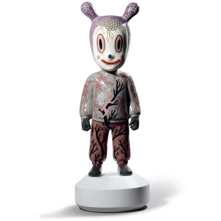Lladro The Guest By Gary Baseman Big 01007889