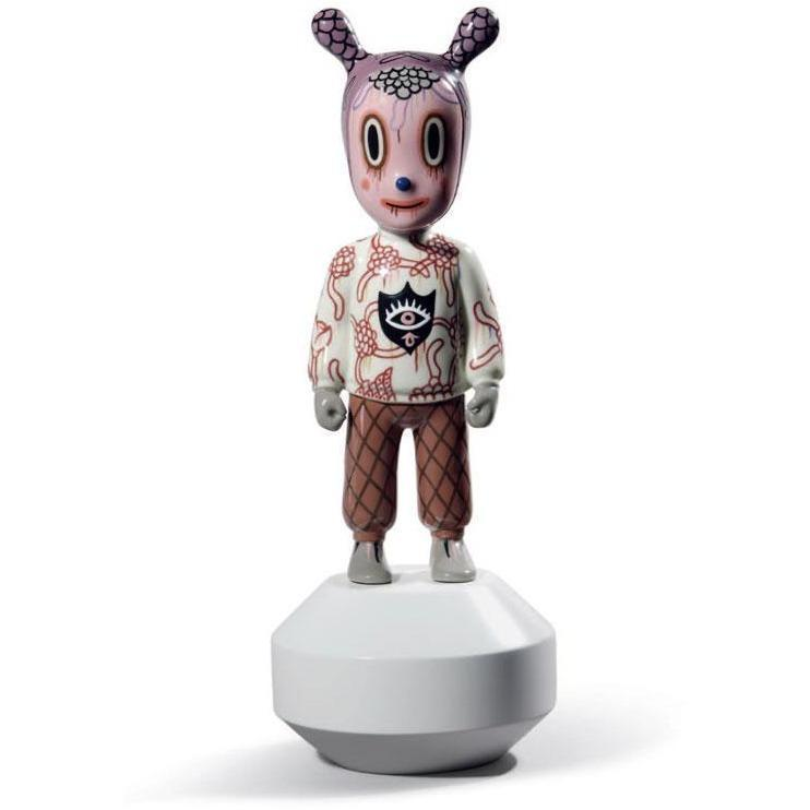 Lladro The Guest By Gary Baseman Little 01007890