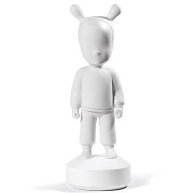 Lladro The Guest White Big 01007277