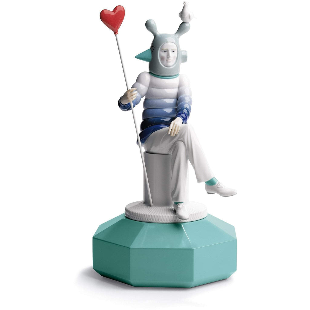 Lladro The Lover I Figurine 01007252
