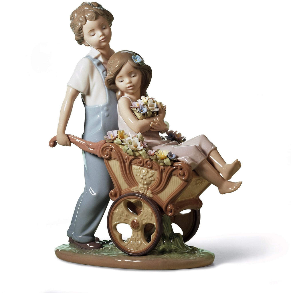 Lladro The Prettiest Of All Figurine 01006850