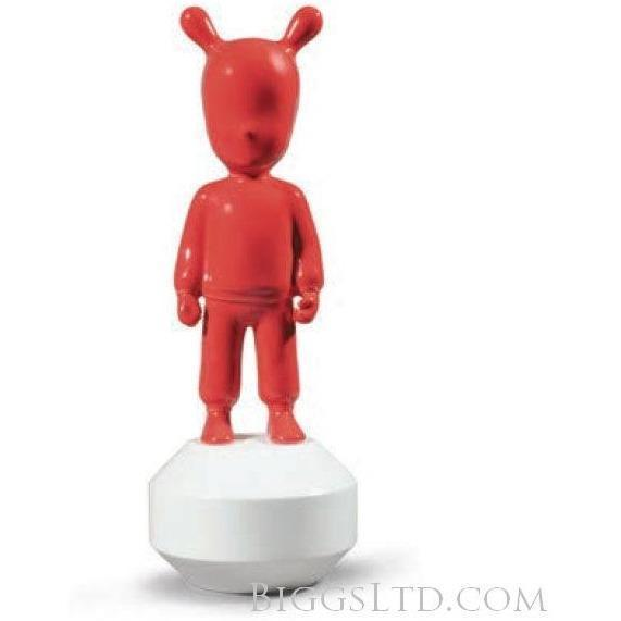 Lladro The Red Guest Little Figurine 01007734