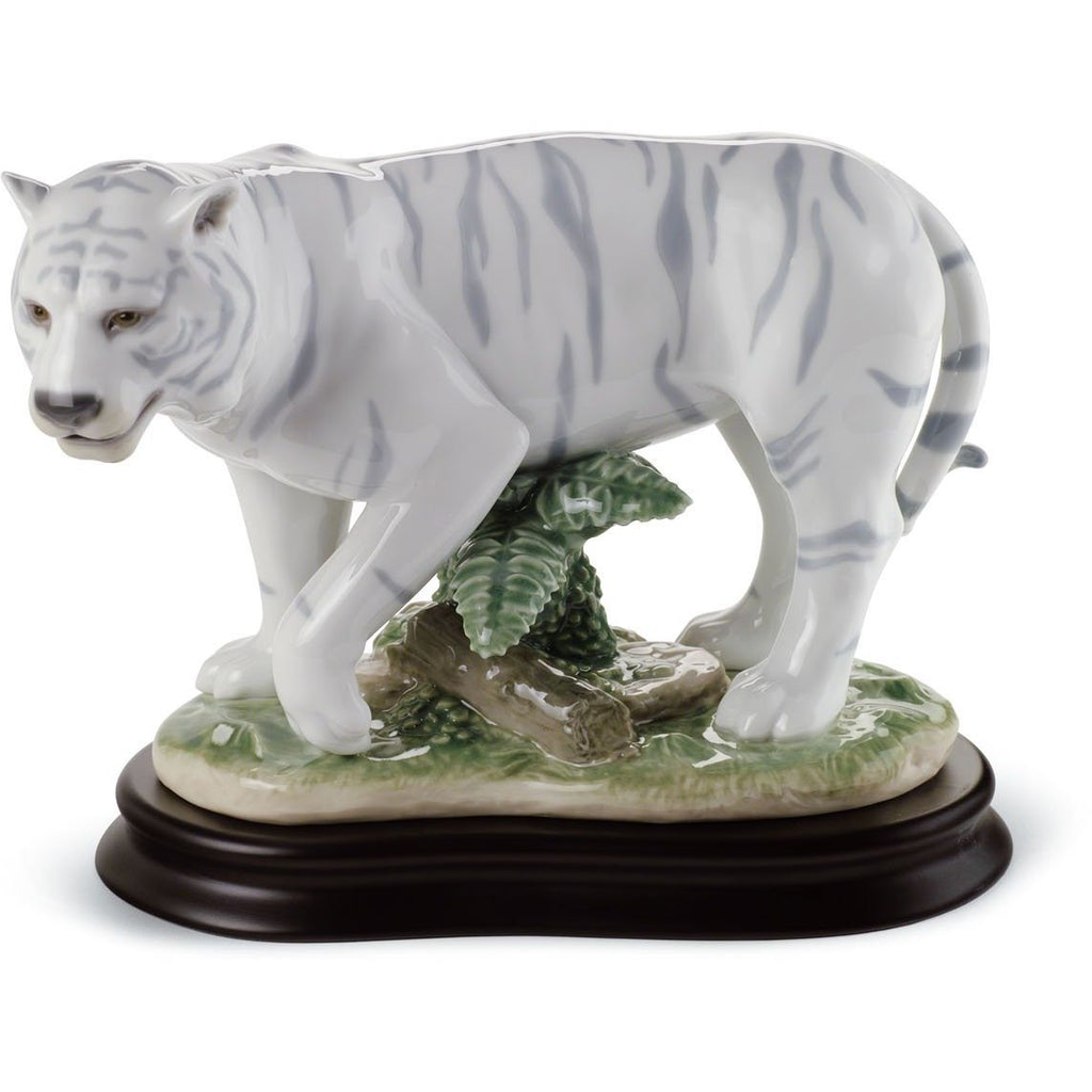 Lladro The Tiger Figurine 01008465