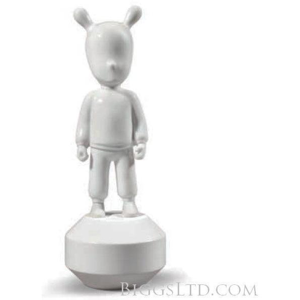 Lladro The White Guest Little Figurine 01007732