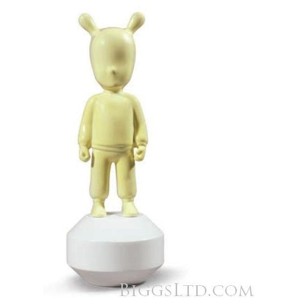 Lladro The Yellow Guest Little Figurine 01007735