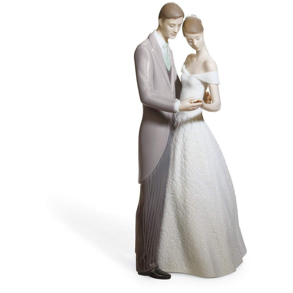 Lladro Together Forever Figurine 01008107