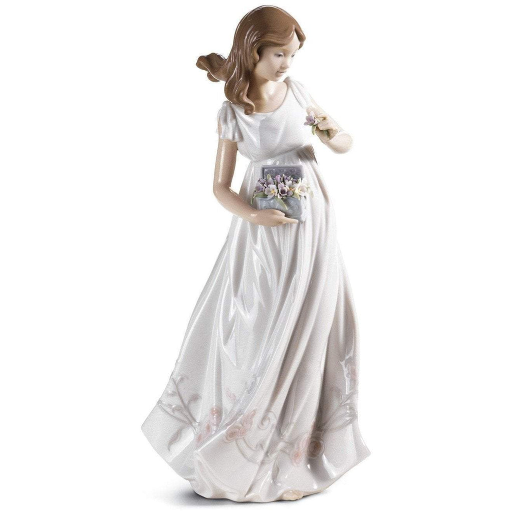 Lladro Treasures Of The Earth Figurine 01006921