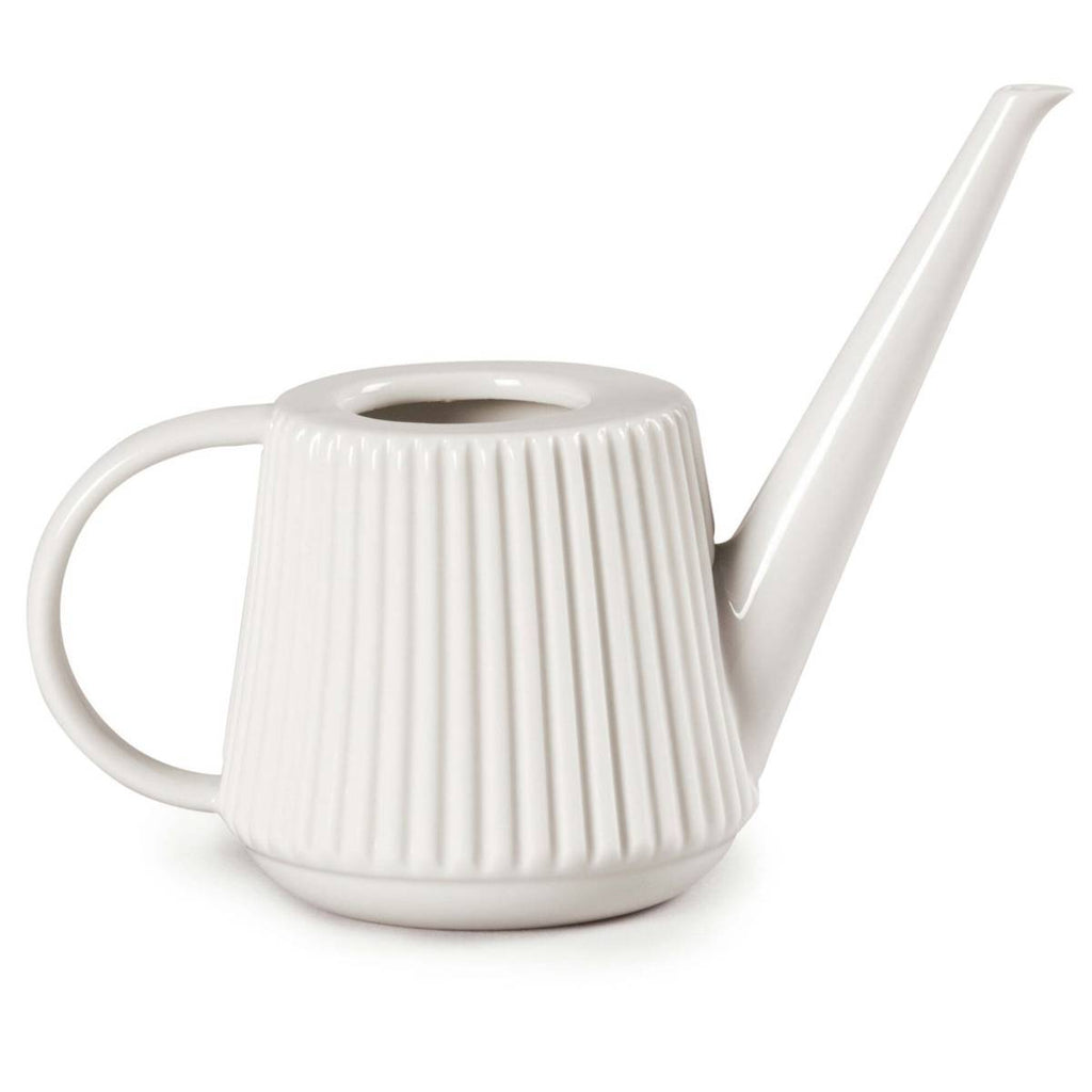 Lladro Watering Can White Cactus Collection 01009369
