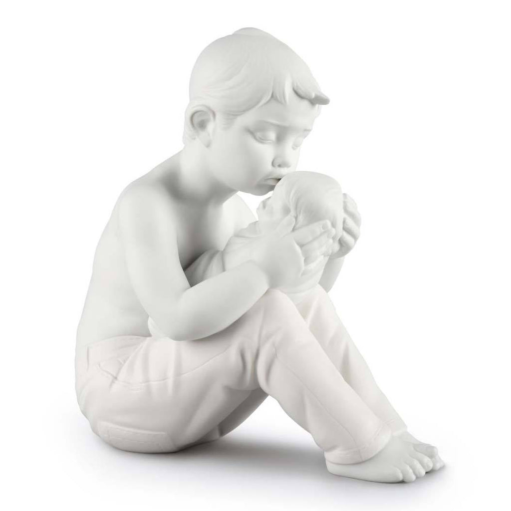 Lladro Welcome Home Figurine 01009455
