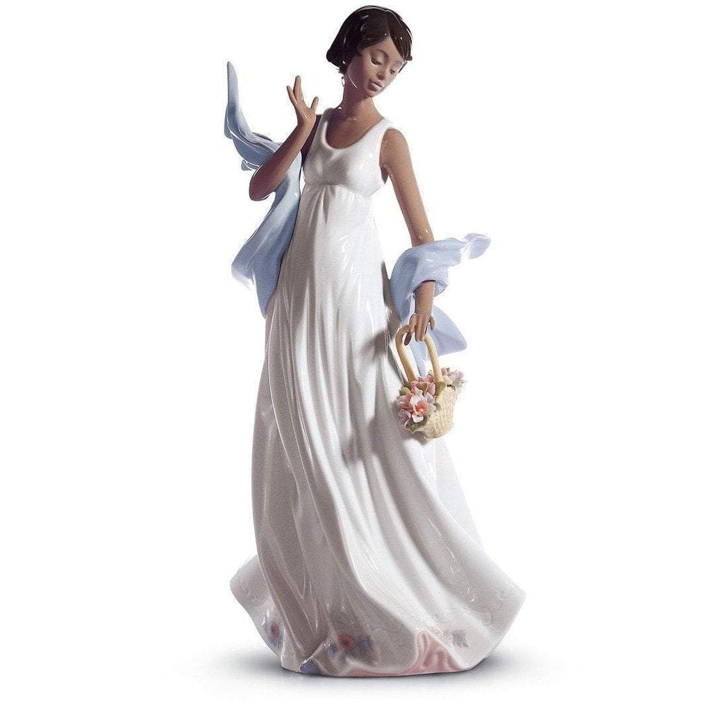 Lladro Winds Of Romance Figurine 01006783