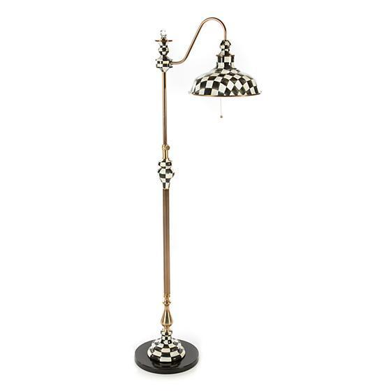MacKenzie-Childs Courtly Farmhouse Floor Lamp