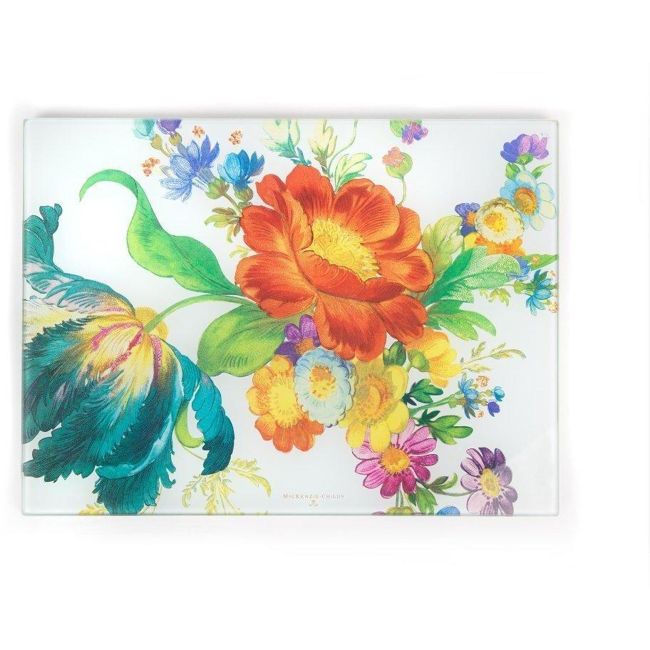 MacKenzie Childs Flower Market Cutting Board