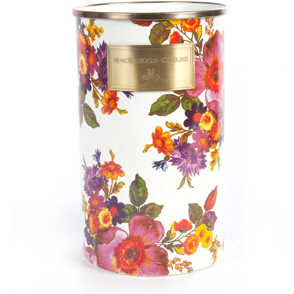 MacKenzie Childs Flower Market Utensil Holder