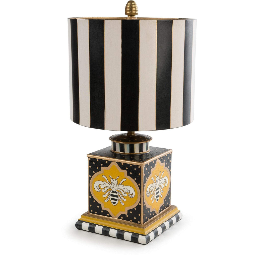 MacKenzie Childs Queen Bee Lamp