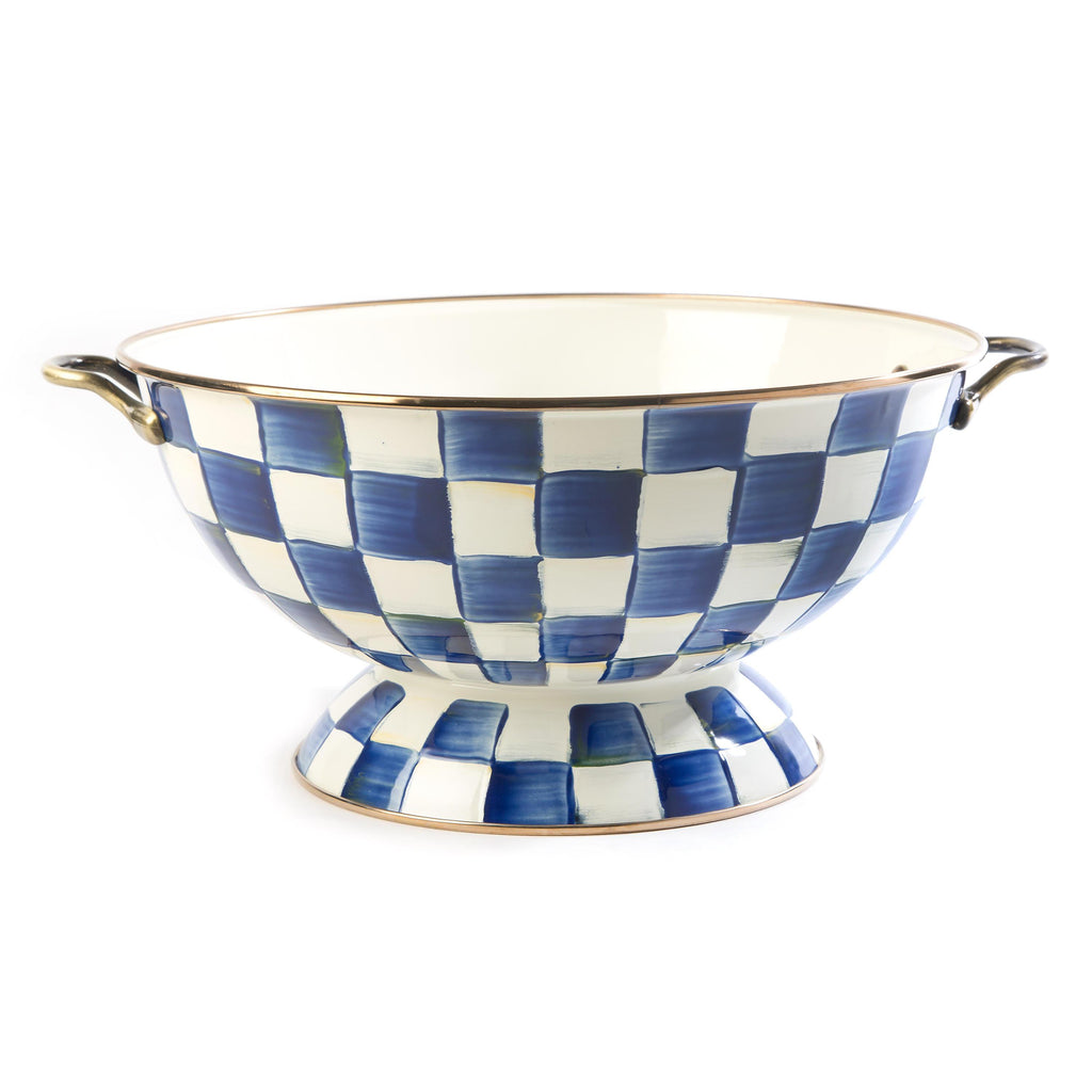 Mackenzie Childs Royal Check Everything Bowl 89241-240