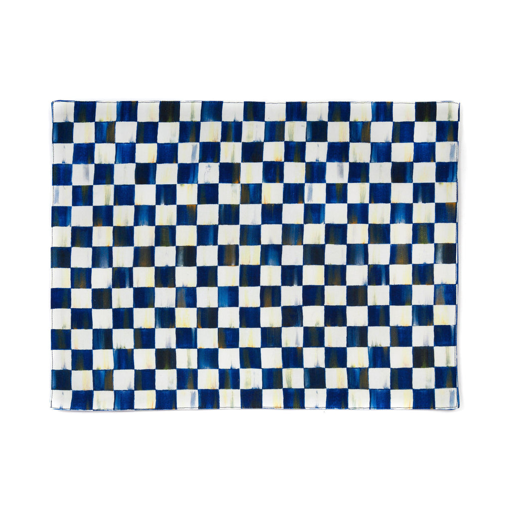 Mackenzie Childs Royal Check Placemat 72562-240