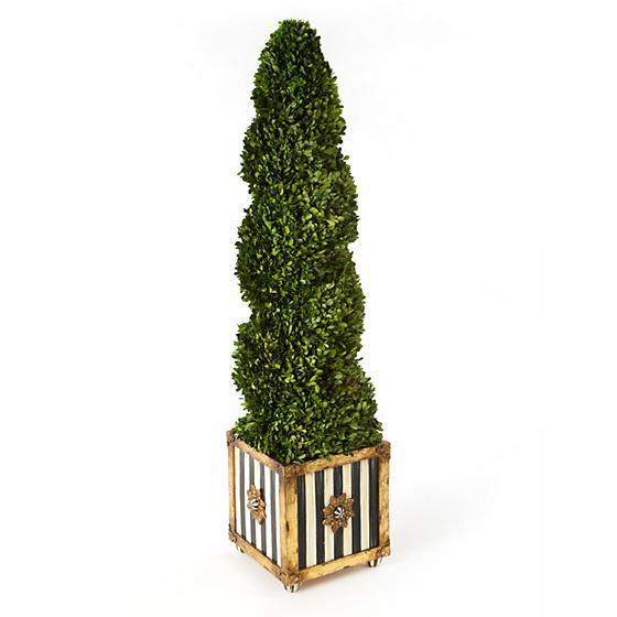 MacKenzie Childs Swirl Topiary