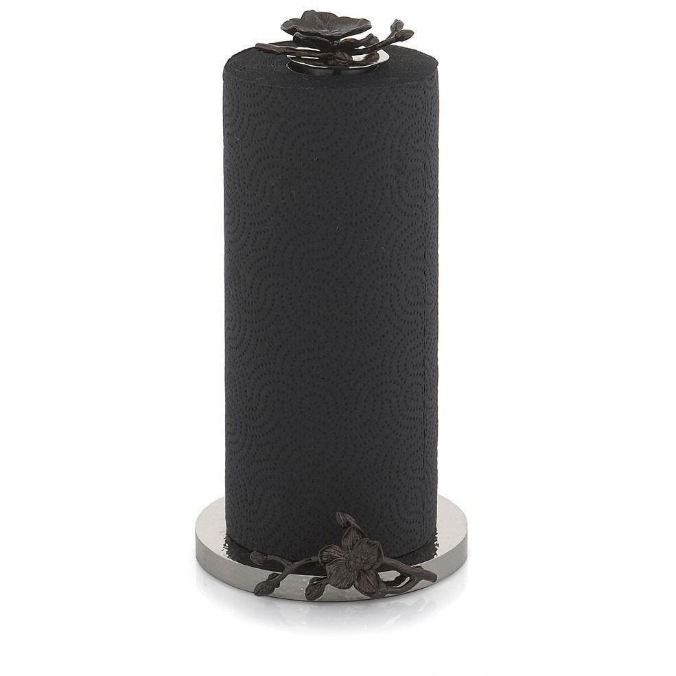 Michael Aram Black Orchid Paper Towel Holder 110694