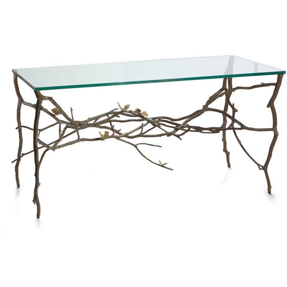Michael Aram Butterfly Ginkgo Console Table 411511