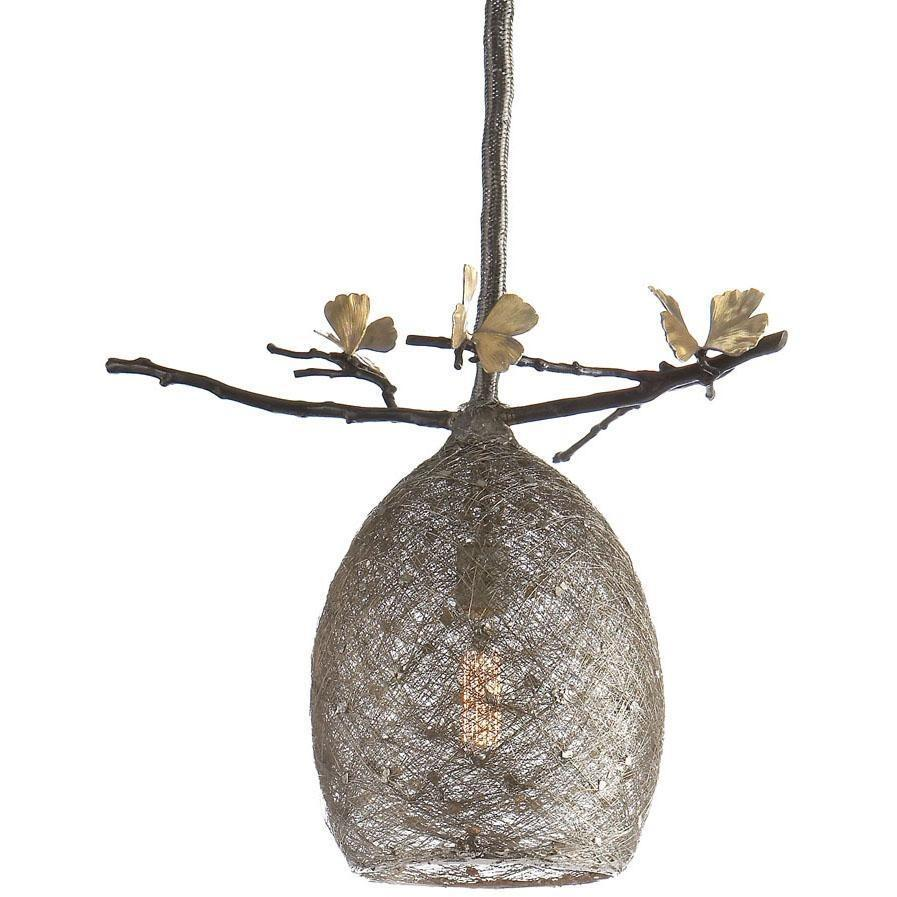 Michael Aram Cocoon Pendant Lamp Small 110112