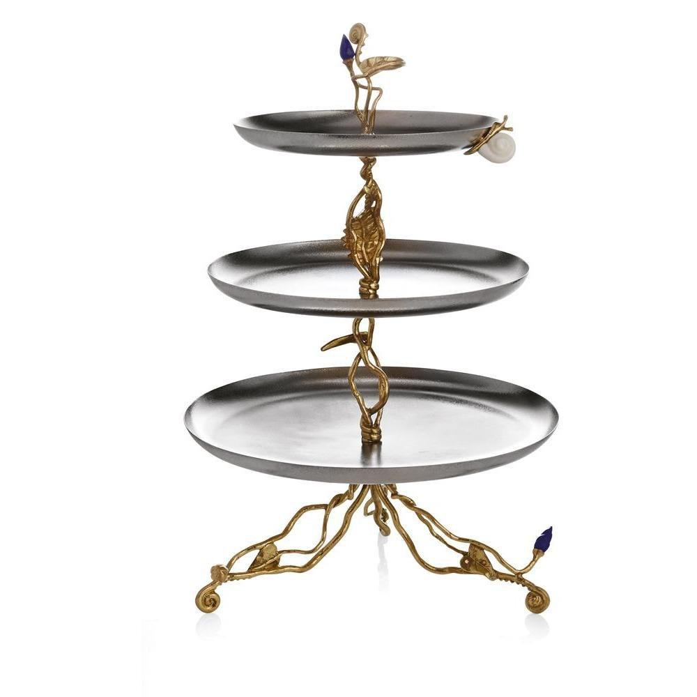 Michael Aram Enchanted Garden Etagere Large 122902