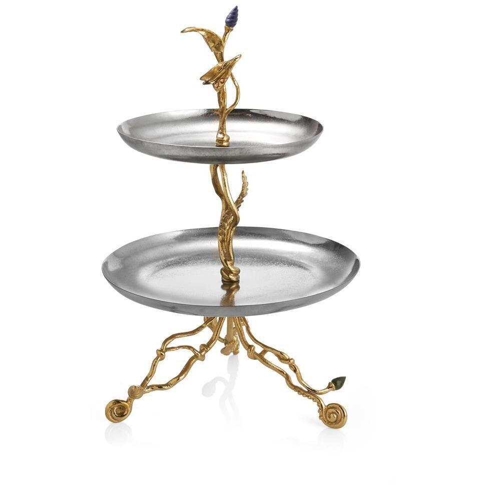 Michael Aram Enchanted Garden Etagere Small 122903