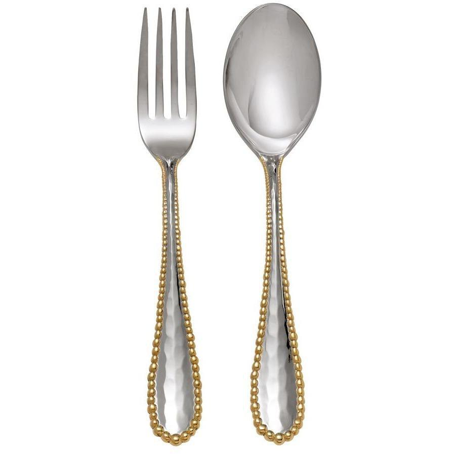 Michael Aram Molten Gold Serving Set 325158