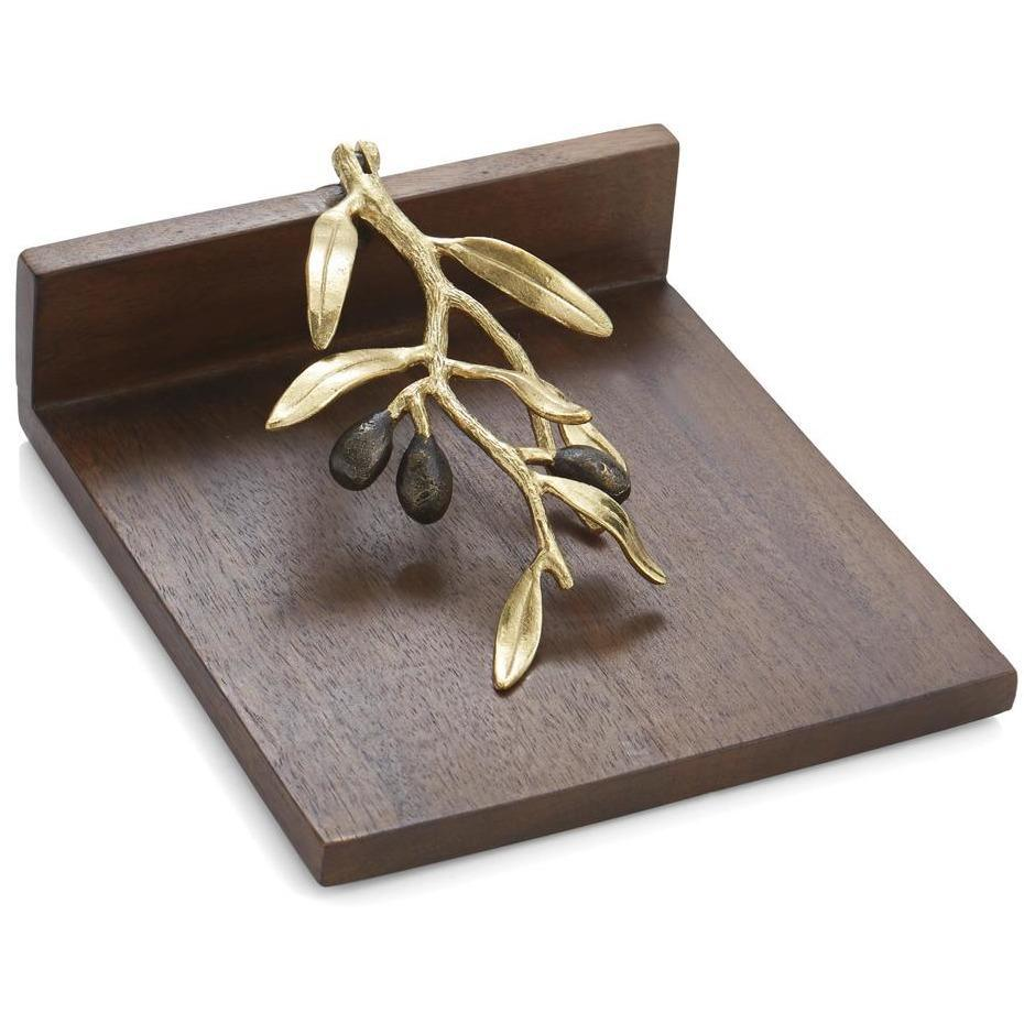 Michael Aram Olive Branch Dinner Napkin Holder 175080