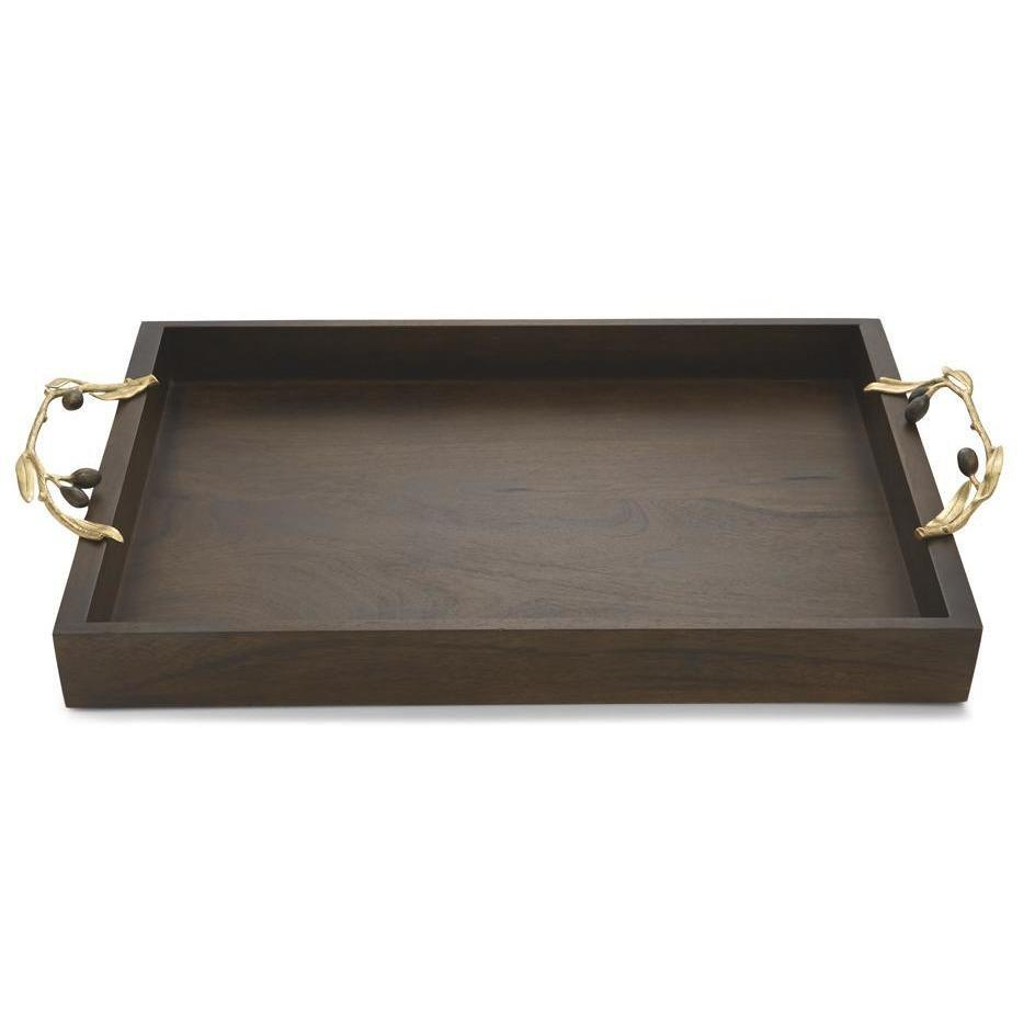 Michael Aram Olive Branch Serving Tray 175077