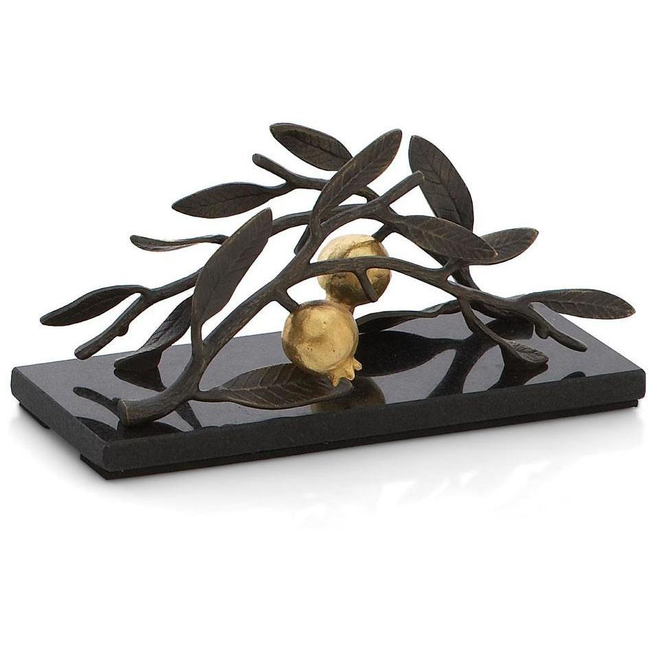 Michael Aram Pomegranate Vertical Napkin Holder 175131