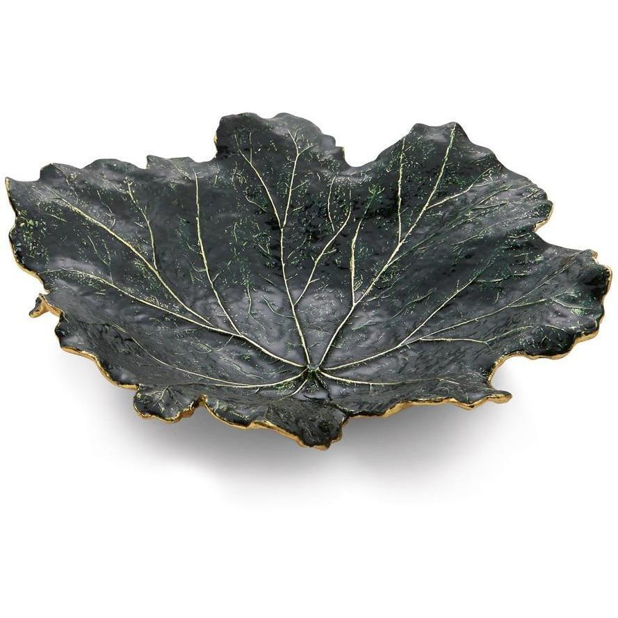 Michael Aram Rainforest Centerpiece Platter 123120