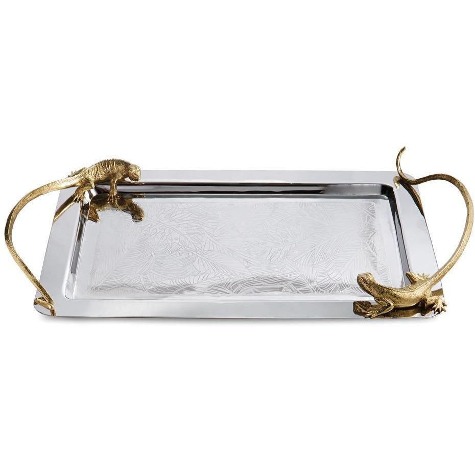 Michael Aram Rainforest Serving Tray 123101