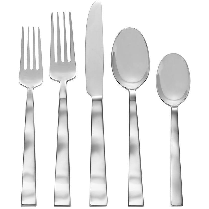 Michael Aram Ripple Effect 5-Piece Flatware Set 325113