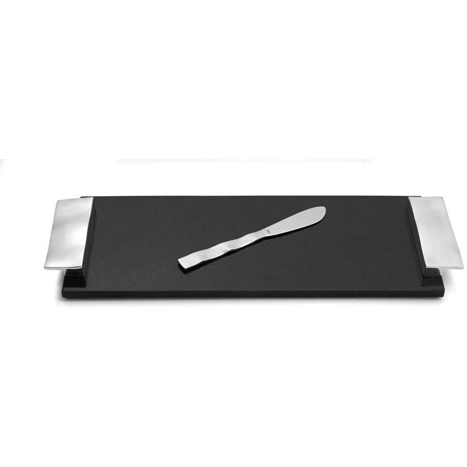 Michael Aram Ripple Effect Cheese Board & Knife Small 144714
