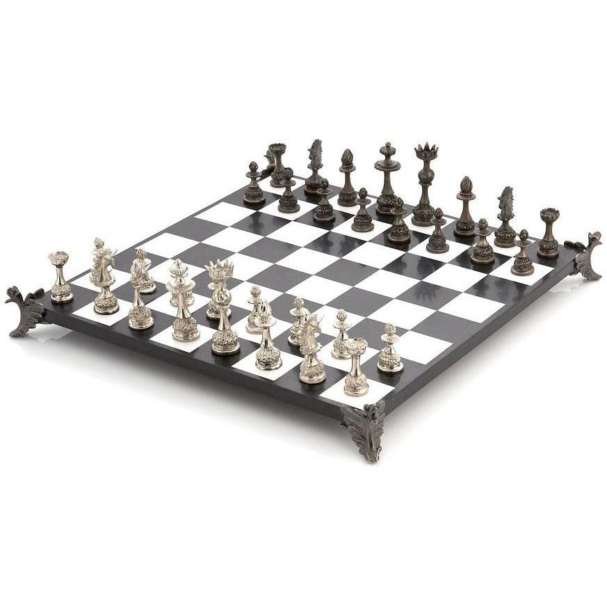Michael Aram Special Edition Chess Set & Velvet Case 130760