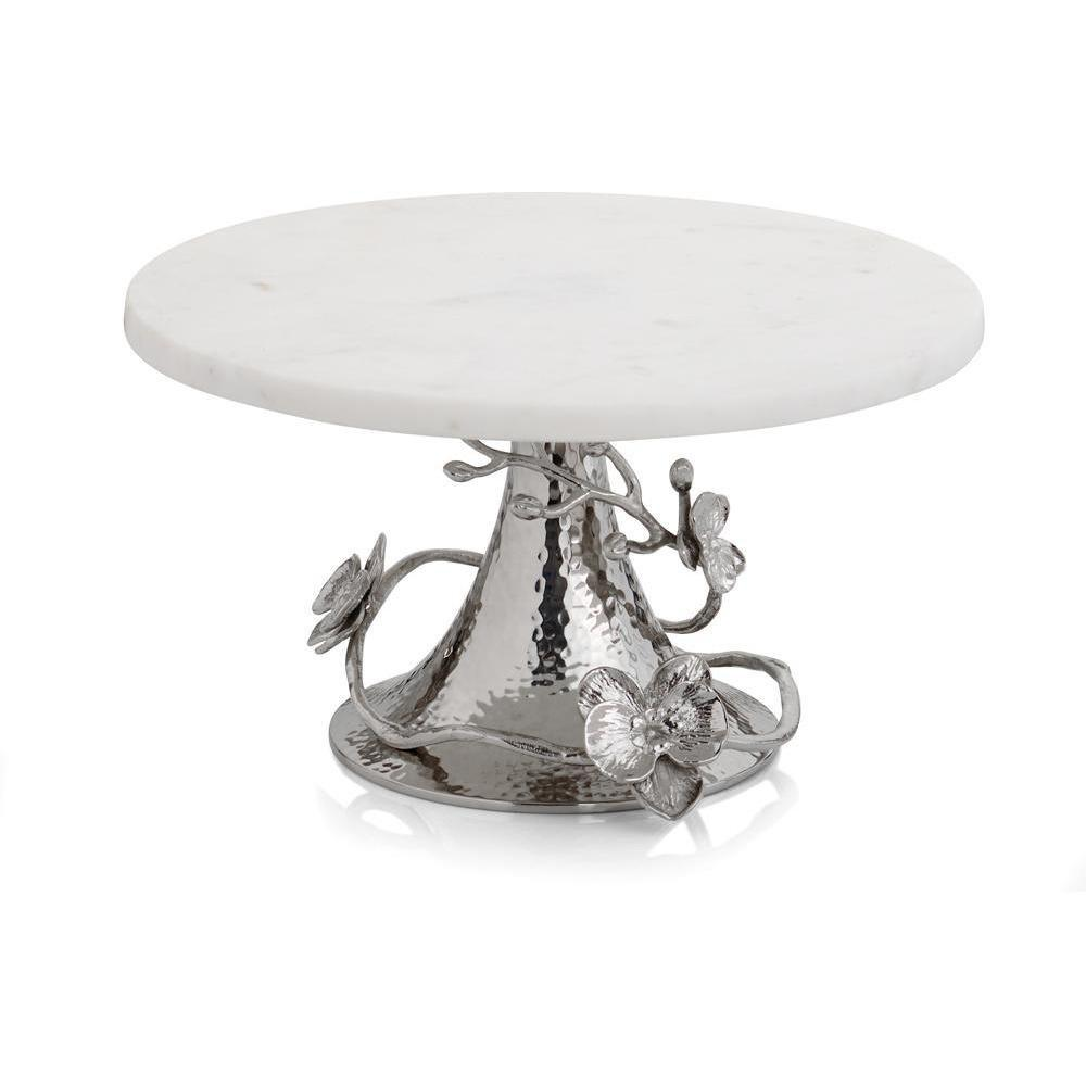 Michael Aram White Orchid Cake Stand 111861