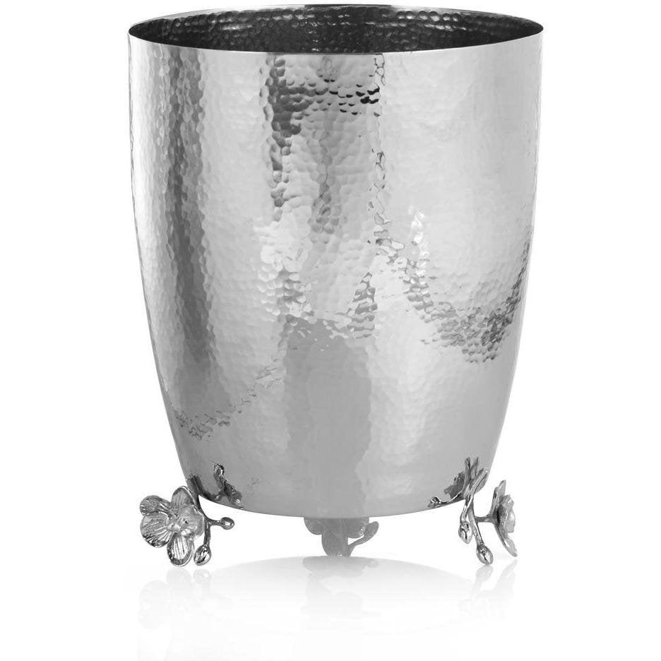 Michael Aram White Orchid Waste Basket 111855