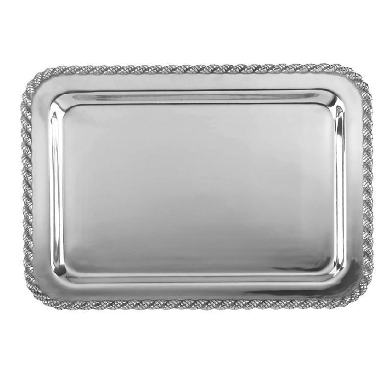 Salisbury Pewter Masthead Medium Rectangular Tray 12014