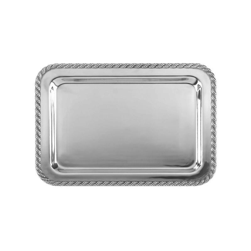 Salisbury Pewter Masthead Small Rectangular Tray 12016
