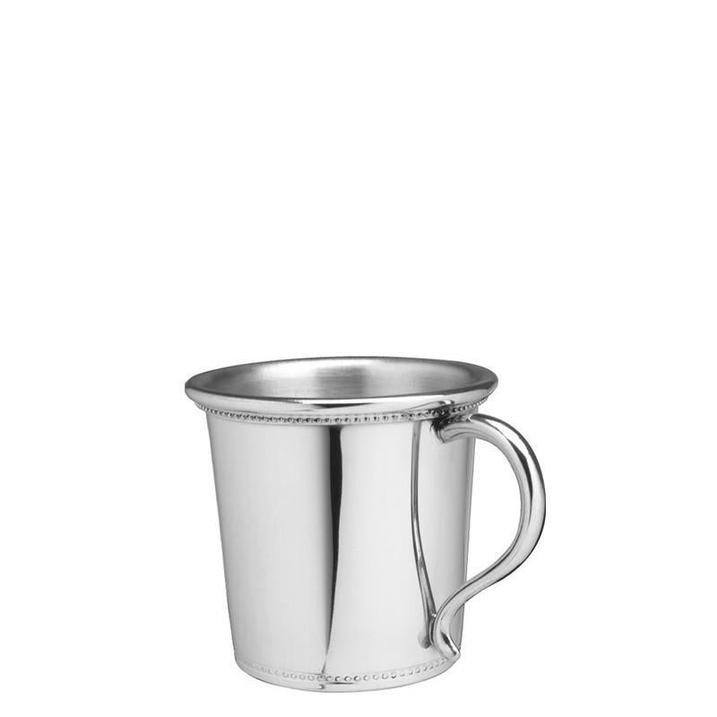 Salisbury Pewter Mississippi Baby Cup 5 oz SCMSB05