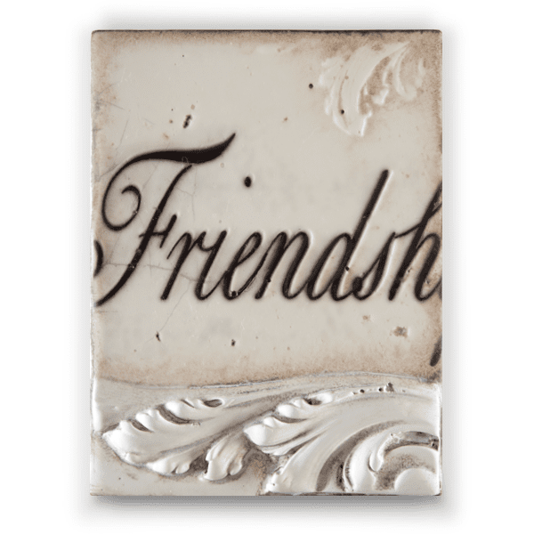 Sid Dickens Friendship Memory Block T251