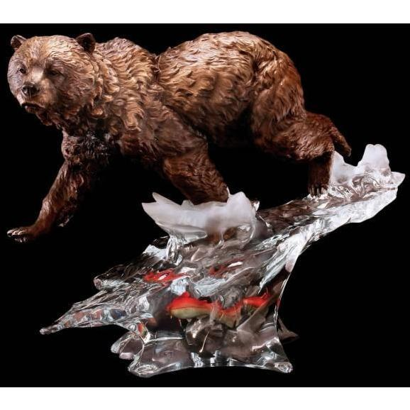 Starlite Originals Solitary Hunter Grizzly Bear 3555