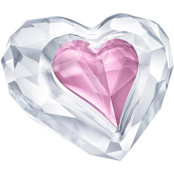 Swarovski Heart Only For You 5428006